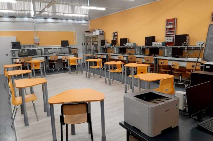 laboratorio di sistemi elettronici